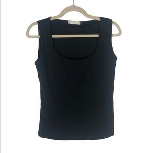 Zara Black Tank Top